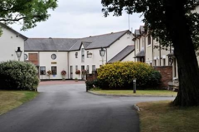 Crabwall Hall Care Home Chester Cheshire
