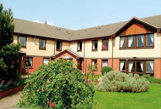 The Willows Care Home Loughborough Leicestershire