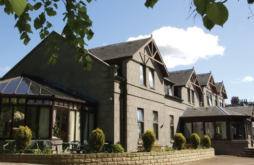 Eastleigh Care Home Aberdeen Aberdeenshire