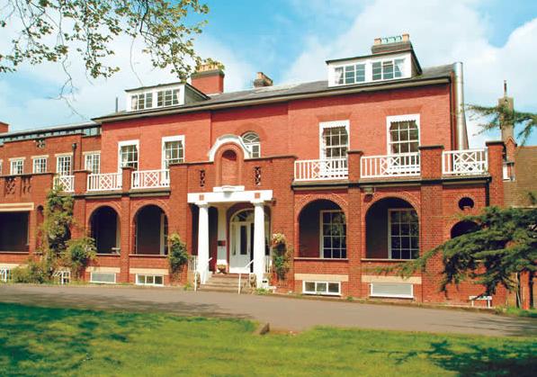 haunton hall tamworth staffordshire - photo#2
