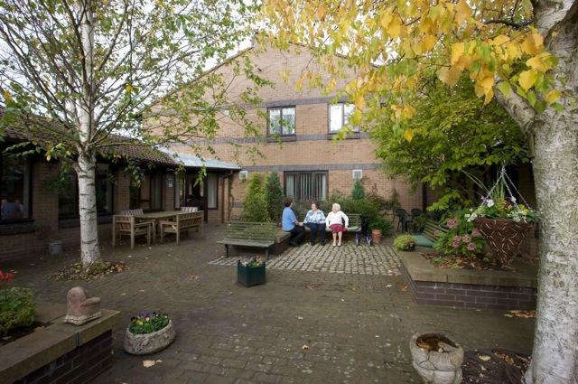 Parklands Care Home Poynton