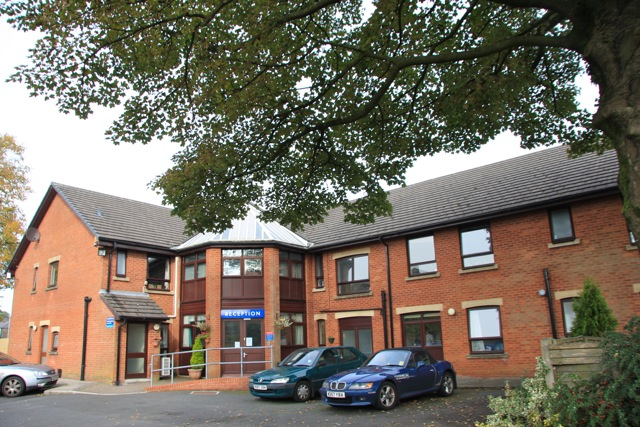 Acorn house care home residential respite dementia care for Blackburn home
