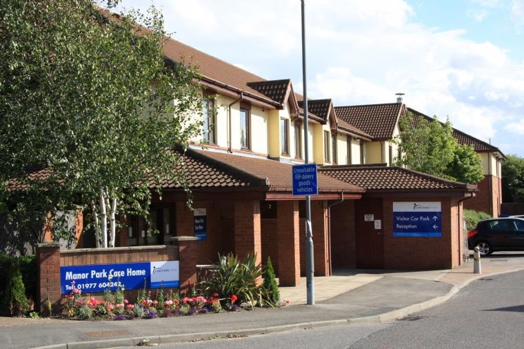 Manor Park Care Home Residential Nursing Respite