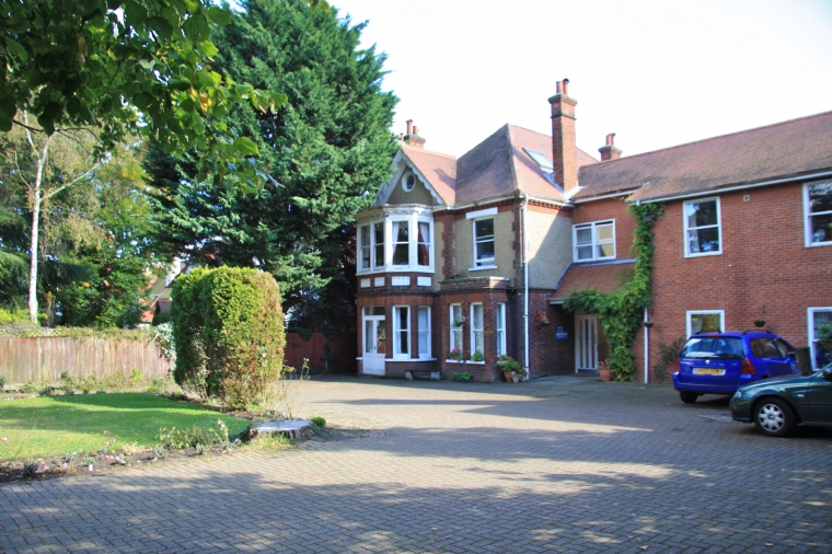 The Hawthorns Care Home