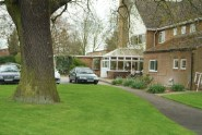 View of Patchett Lodge, Holbeach Lincolnshire