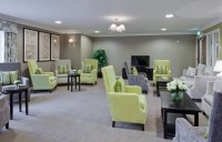 Brunel House Care Home Lounge