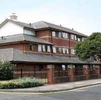 View of Thomas Henshaw Court Care Home, Southport Merseyside