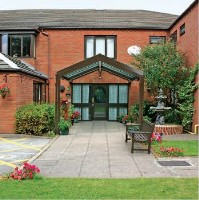 View of care home