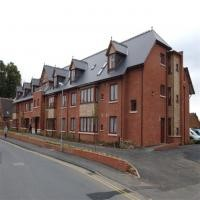 The Hawthorns Care Home, Evesham Worcestershire