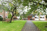 Care home and grounds