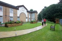 View of New Milton House Care Home, Stoke-on-Trent Staffordshire