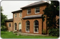 View of The Elms Care Home, Louth Lincolnshire