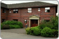 View of Hilltop Manor Care Home, Stoke-on-Trent Staffordshire
