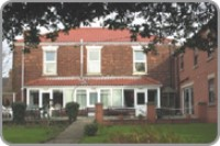 View of Beech House Care Home, Barton-upon-Humber Lincolnshire