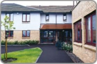View of Benarty View Care Home, Kelty Fife