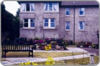 View of Gowrie House Care Home, Kirkcaldy Fife