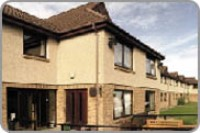 View of Livingston Care Home, Livingston West Lothian