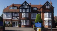 Melbourne House residential care home in Coventry