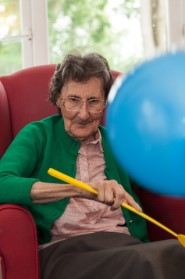 We offer a varied programme of activities to suit every resident